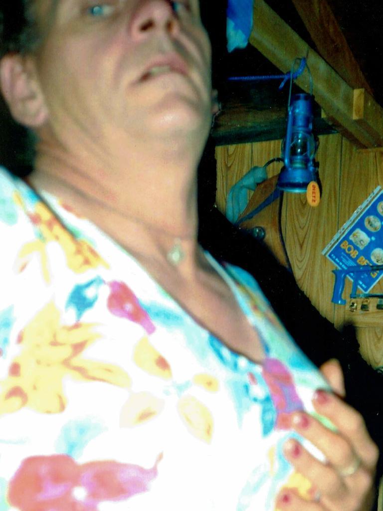 Cross-dressing outback triple-killer Reginald