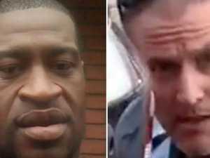 Cop body cams reveal Floyd's desperate pleas