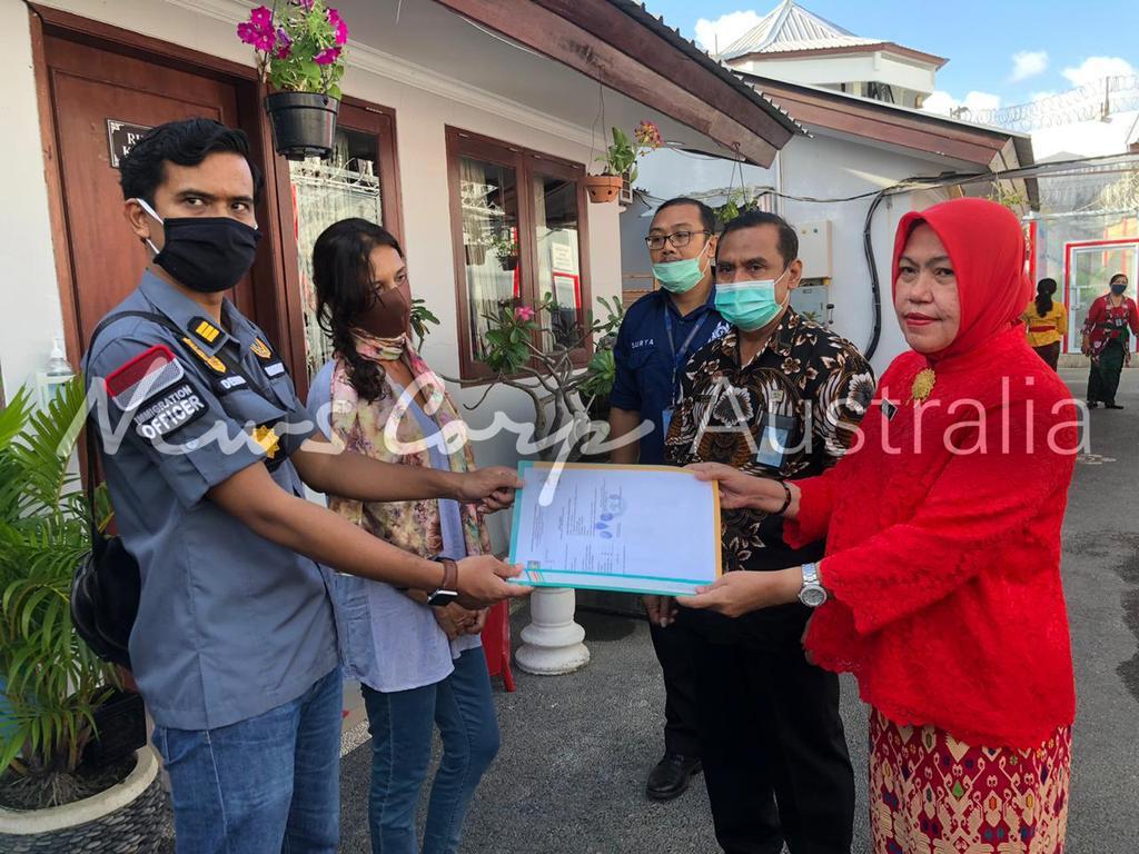Sara Connor's release. Picture: Lukman S. Bintoro