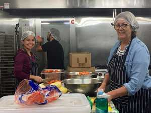 Chef's appetite for feeding the needy