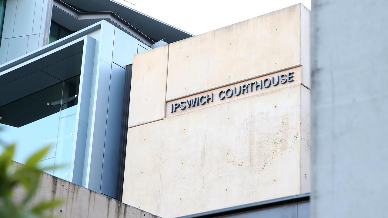 Ipswich Watch House and Court House. Pictures: Jack Tran / The Courier Mail