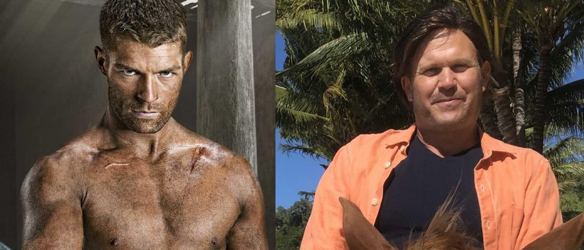Liam Mcintyre  Spartacus (TV show)