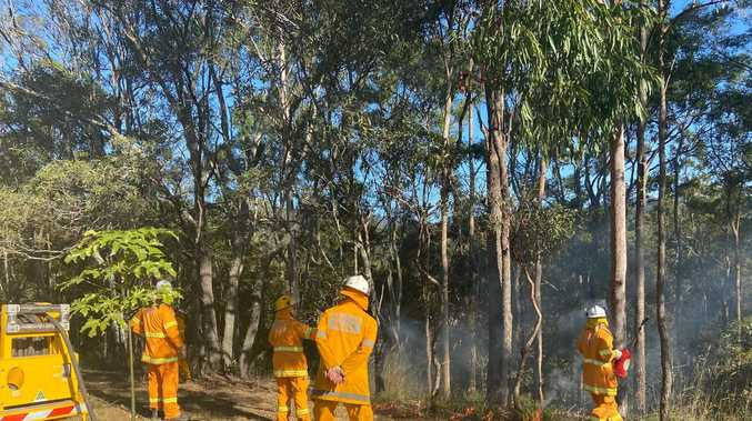 Smoke warning as Cap Coast hazard reduction burn planned