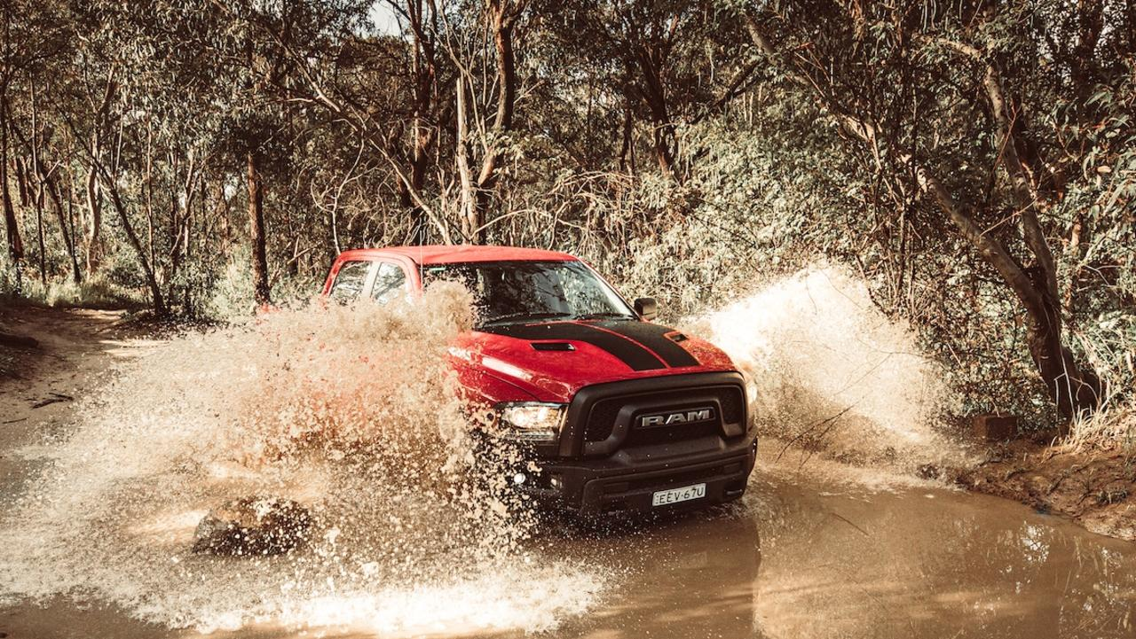 They are big, burly, tough pick-up trucks and Australians can't get enough of them. The newest arrival takes it up another notch.
