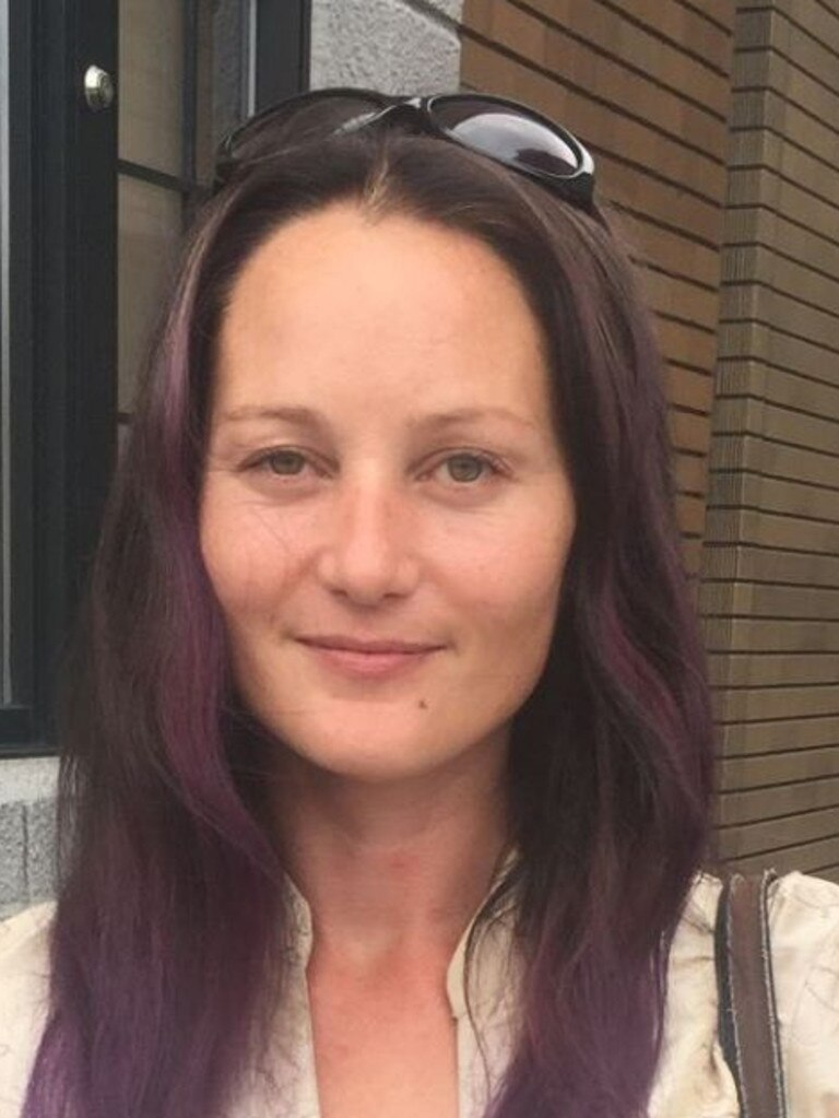 Missing woman Thea Liddle.