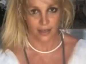 Britney's latest videos spark concern