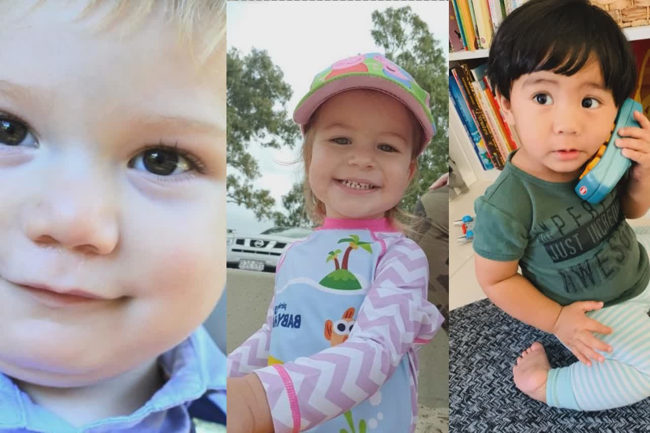 Vote now for Ipswich's Top Toddlers.