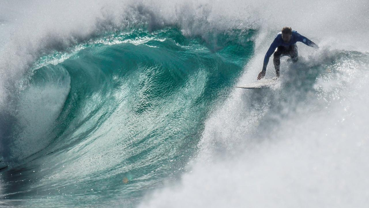 TOTALLY GNARLY: Surfing is quite possibly the most dangerous sport in the world, but that doesn't seem to stop people searching for the perfect wave. Photo: Gary Nichols