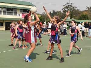 FINALLY: Netball is back after 126 days