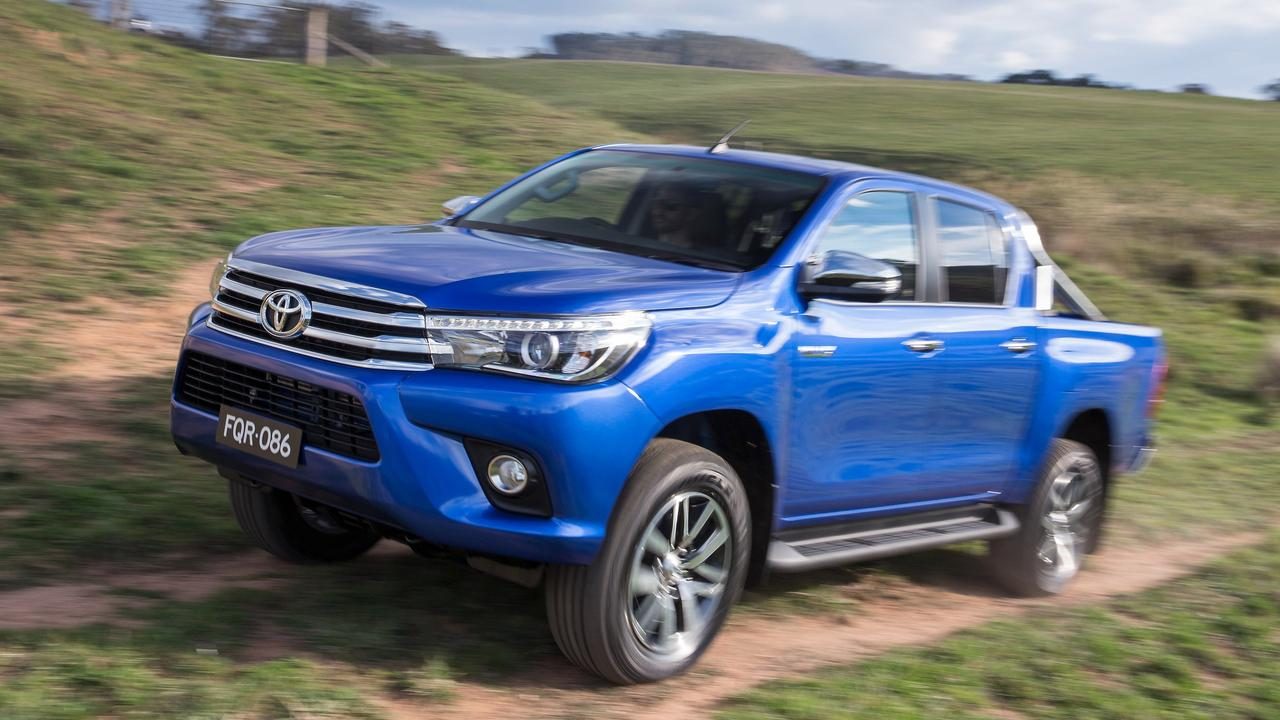 While the 2021 model Toyota HiLux arrives in August, the SR5 variant remains sought-after.