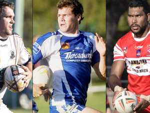 Clarence Rugby League Dream Team of the Decade