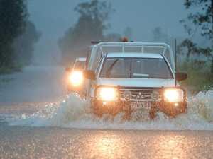 More rain coming, then brace for a big cyclone, storm season