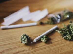 Rocky dad used marijuana 'to relieve back pain'