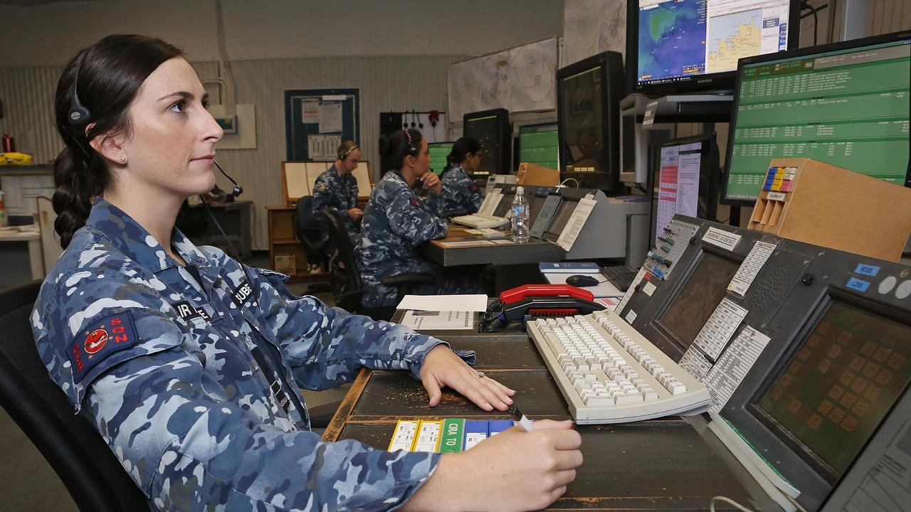 Royal Australian Air Force Air Traffic Controller, Flight Lieutenant Paige Starwick is currently posted to No. 452 Squadron at RAAF Base Darwin.