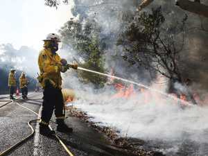 Hazard burns to prevent fires at 'high-risk' locations