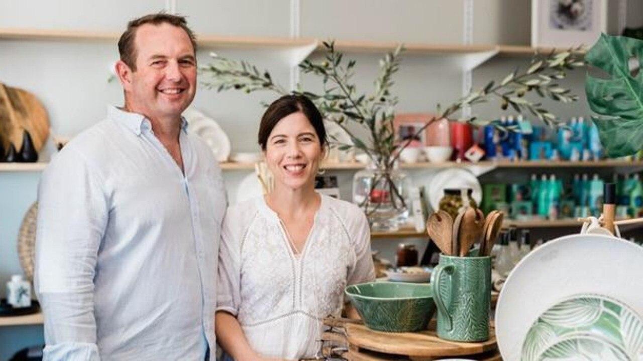 Meredith and Scott Morschel own award winning Yamba business Kitchen to Table.