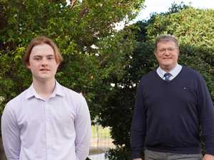 School student named as parliament candidate