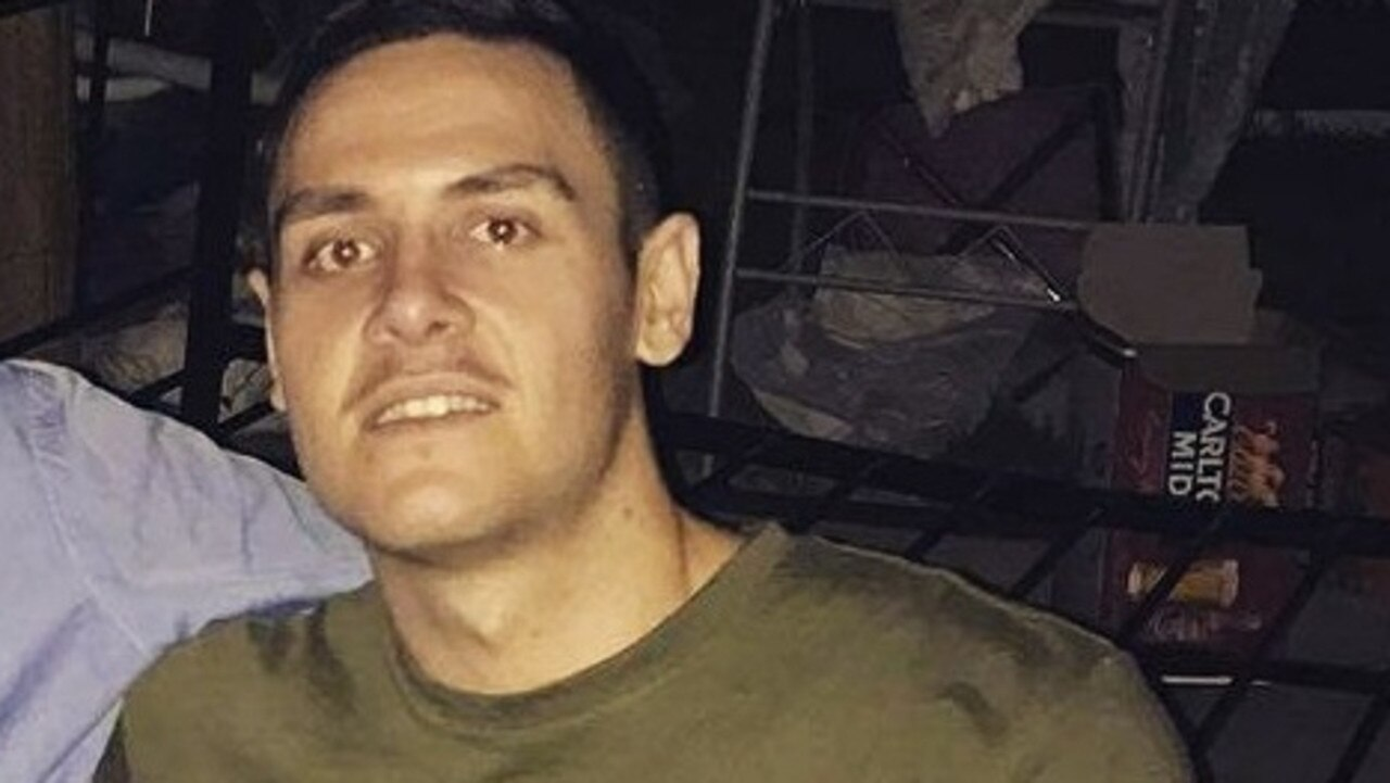 Bowen John Daley punched a 21-year-old man on the dance floor of The Post Office Bar and Beer Garden after the pair bumped into each other in late March. Picture: Social media