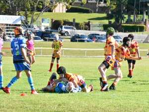Coffs Comets take on Woolgoolga Junior Seahorses in