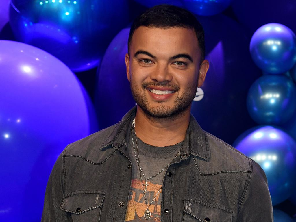 Guy Sebastian. Picture: AAP
