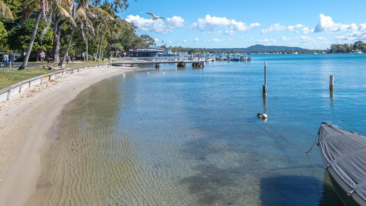 Bringing back the oysters will be a three-year project on the Noosa River.