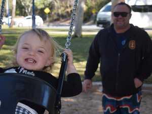 PHOTOS: Families enjoy perfect weather at Tannum Sands