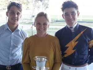 Mates on the rise share magic Eye Liner Stakes victory