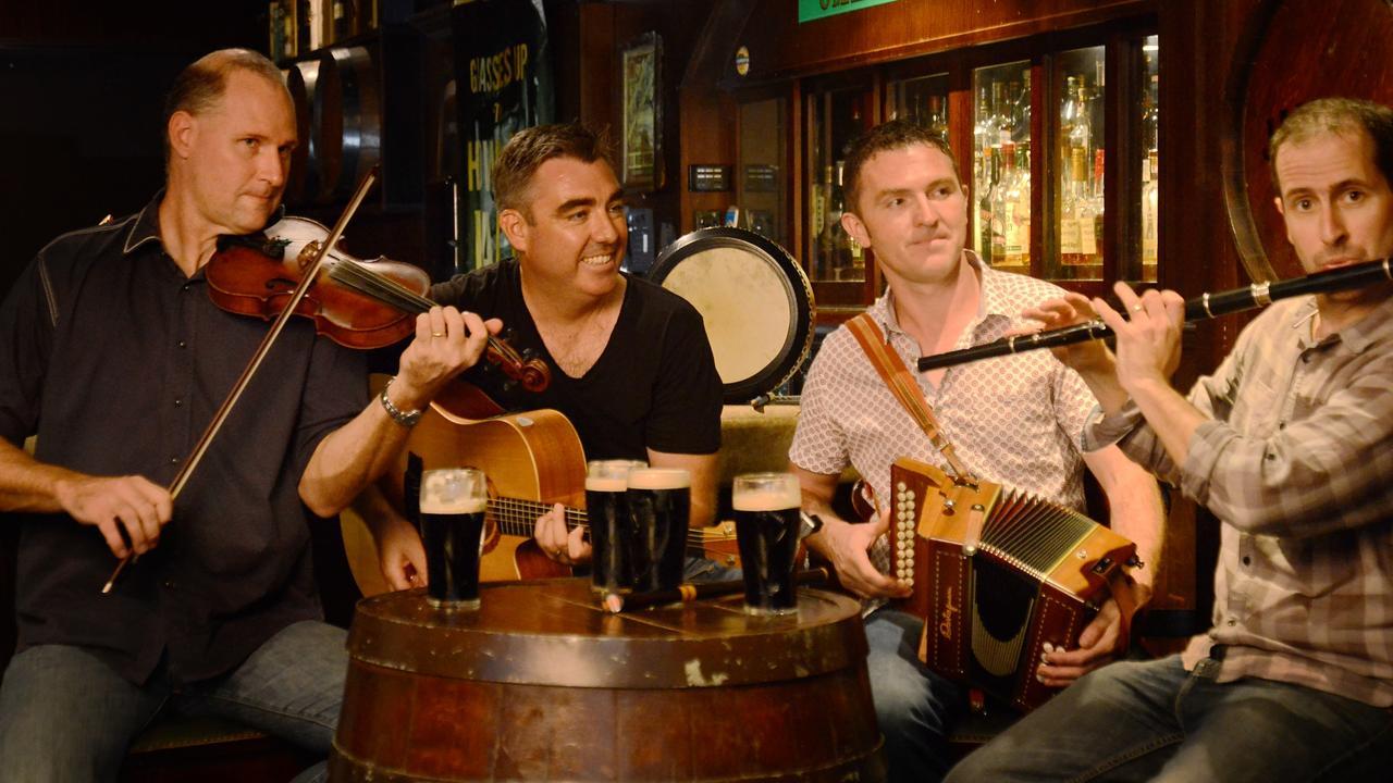 Irish band Sasta will perform in Sandgate on Saturday, November 4.