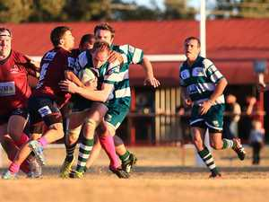 First game of 2020 rugby union creates 'buzz' around town