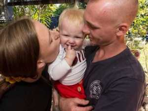 Tragic crash leaves child orphaned