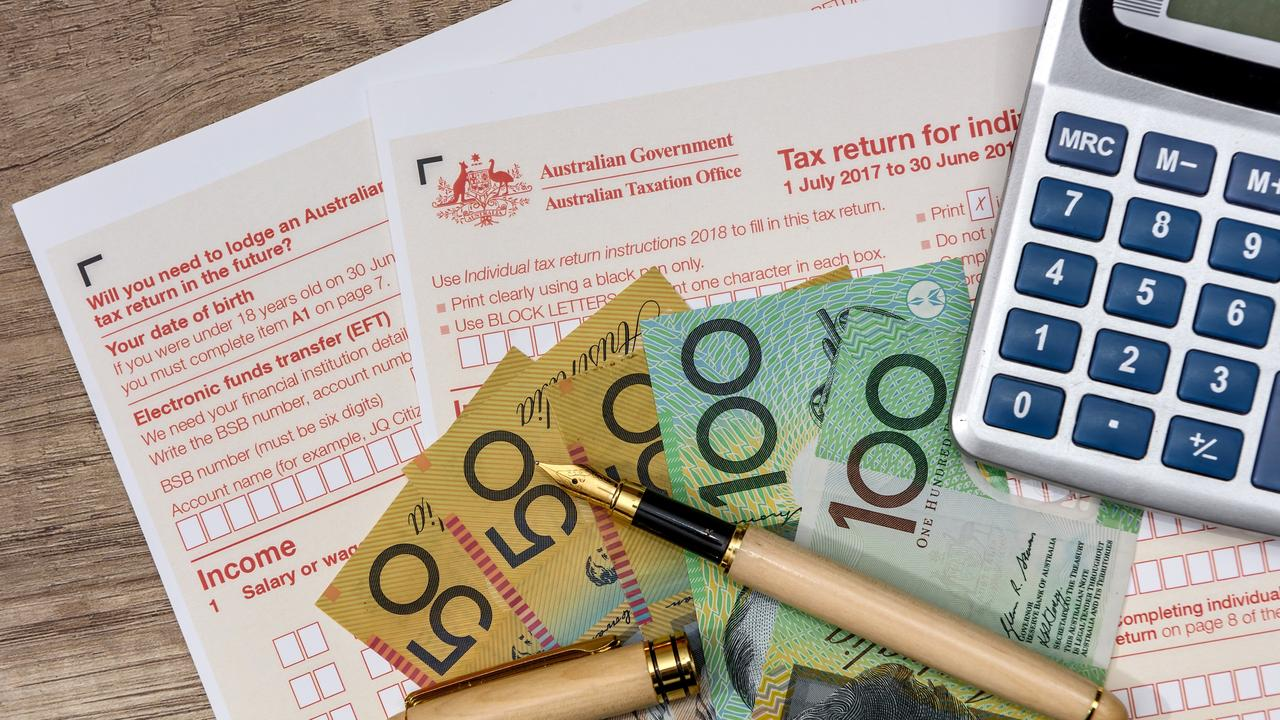 Here's how Australians will be spending their tax refund. Picture: iStock
