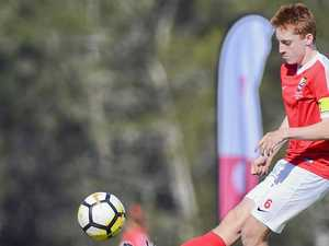 IGS footballers match one of GPS favourites