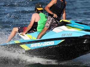 Woman pulled from water in Whitsundays jetski incident