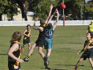 Grafton vs Coffs Harbour junior AFL
