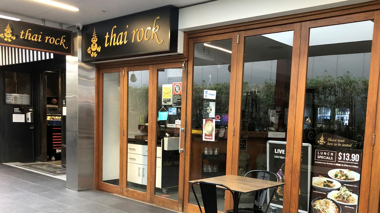 An employee of the Thai Rock restaurant in Stockland Wetherill Park Shopping Centre has tested positive for COVID-19.