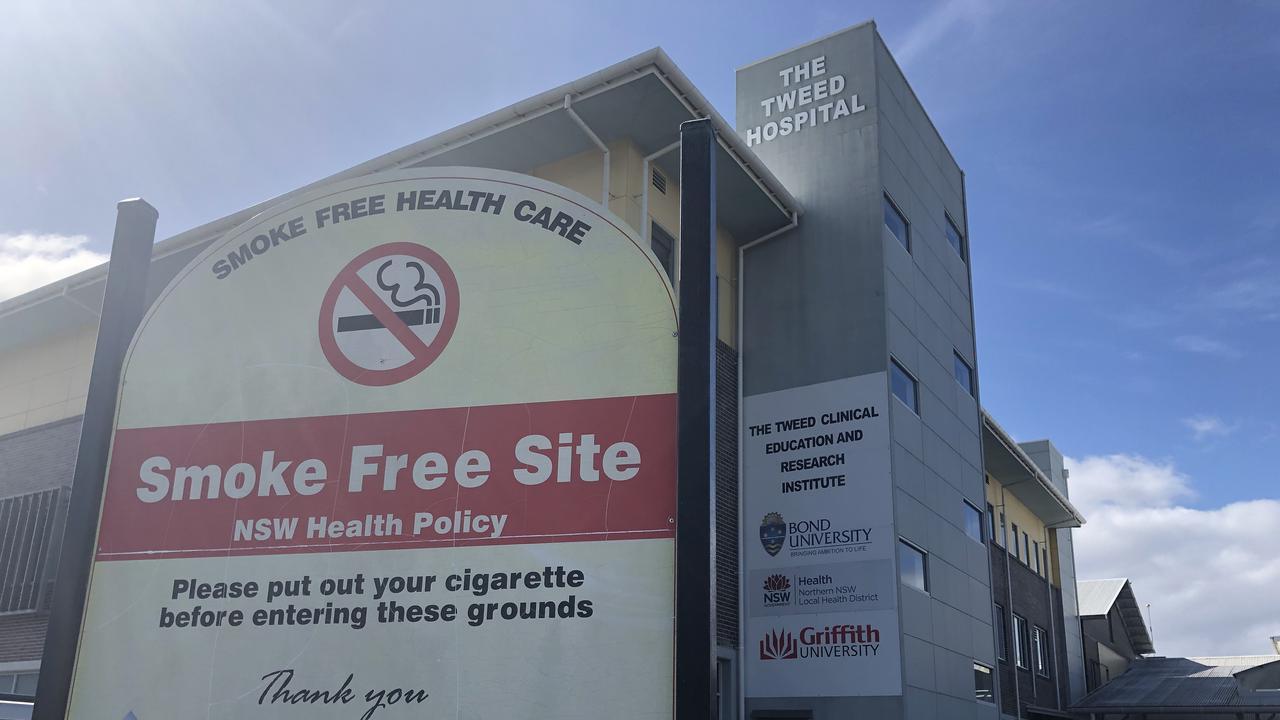 The Tweed Hospital Photo: Jessica Lamb