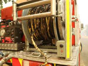 Crews called to North Coast fire