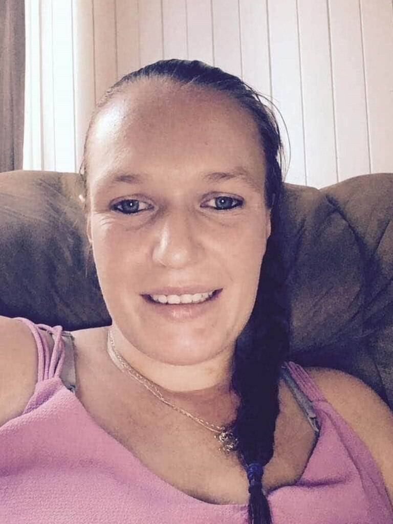 Crystal Marr was struck and killed by a car on Eimeo Rd at Rural View about 7.20pm on Tuesday, July 14.