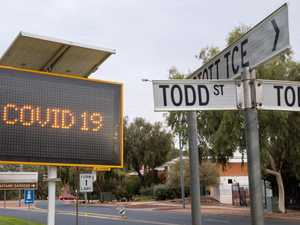 Red Centre's main COVID-19 quarantine facility at capacity