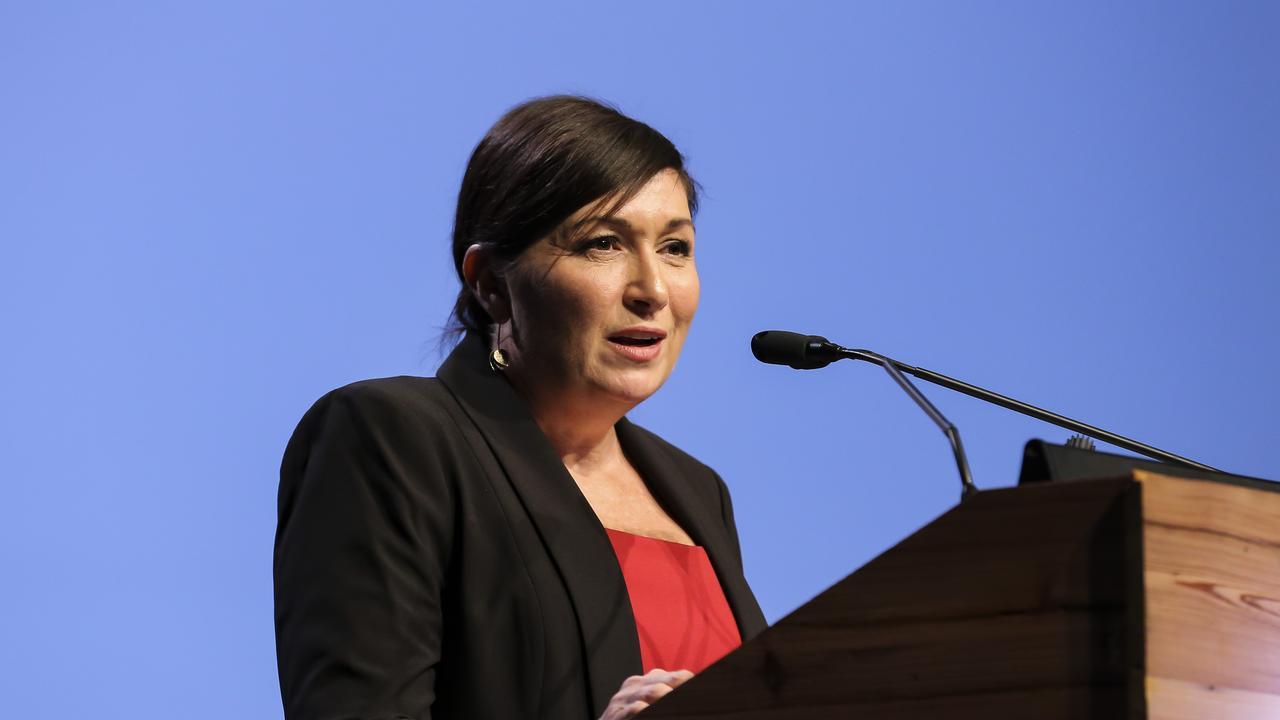 Environment Minister Leanne Enoch.
