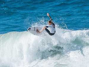 Junior stars Smales, Taylor eye state surf titles