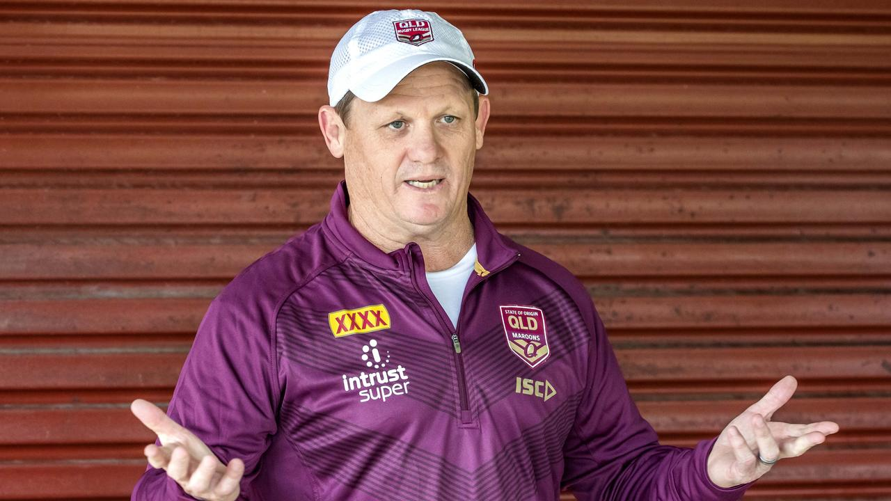 QLD State of Origin Coach Kevin Walters - Picture: Richard Walker
