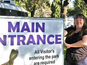 Border shutdown leaves Victorian travellers 'marooned'