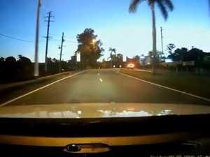 'Dangerous' driver caught on dashcam