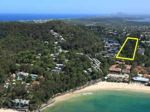 Fighting fund emerges in battle for Noosa's high ground
