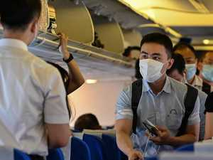 Virus risk on flights isn't what you think