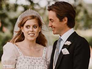 New Beatrice photos reveal relaxed royal wedding
