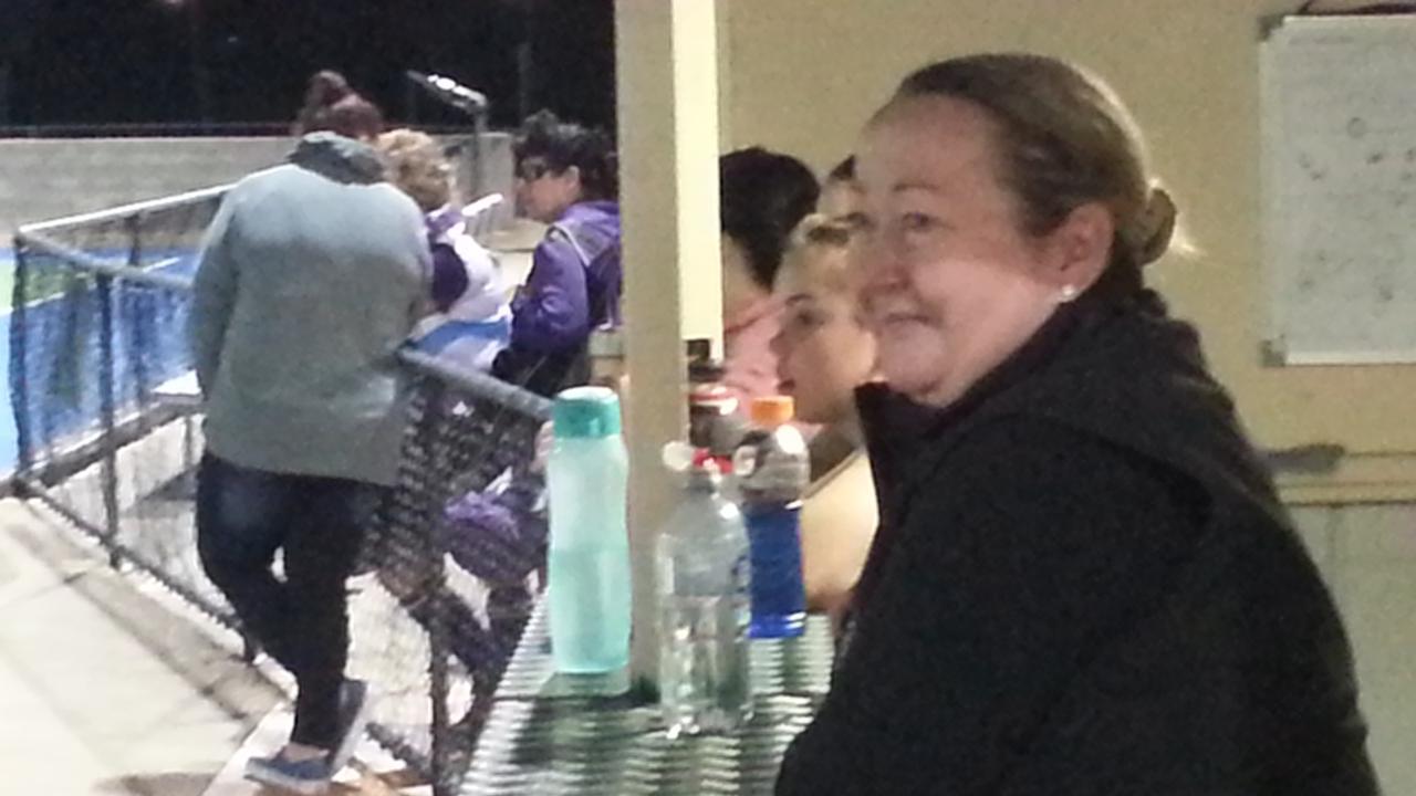 Wests A-Grade women's assistant coach Vanessa Kissane.