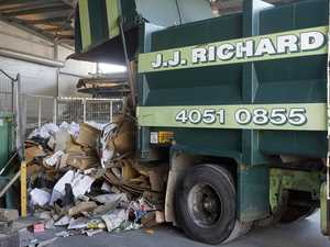 Explosives and chickens: Mackay trash risking lives