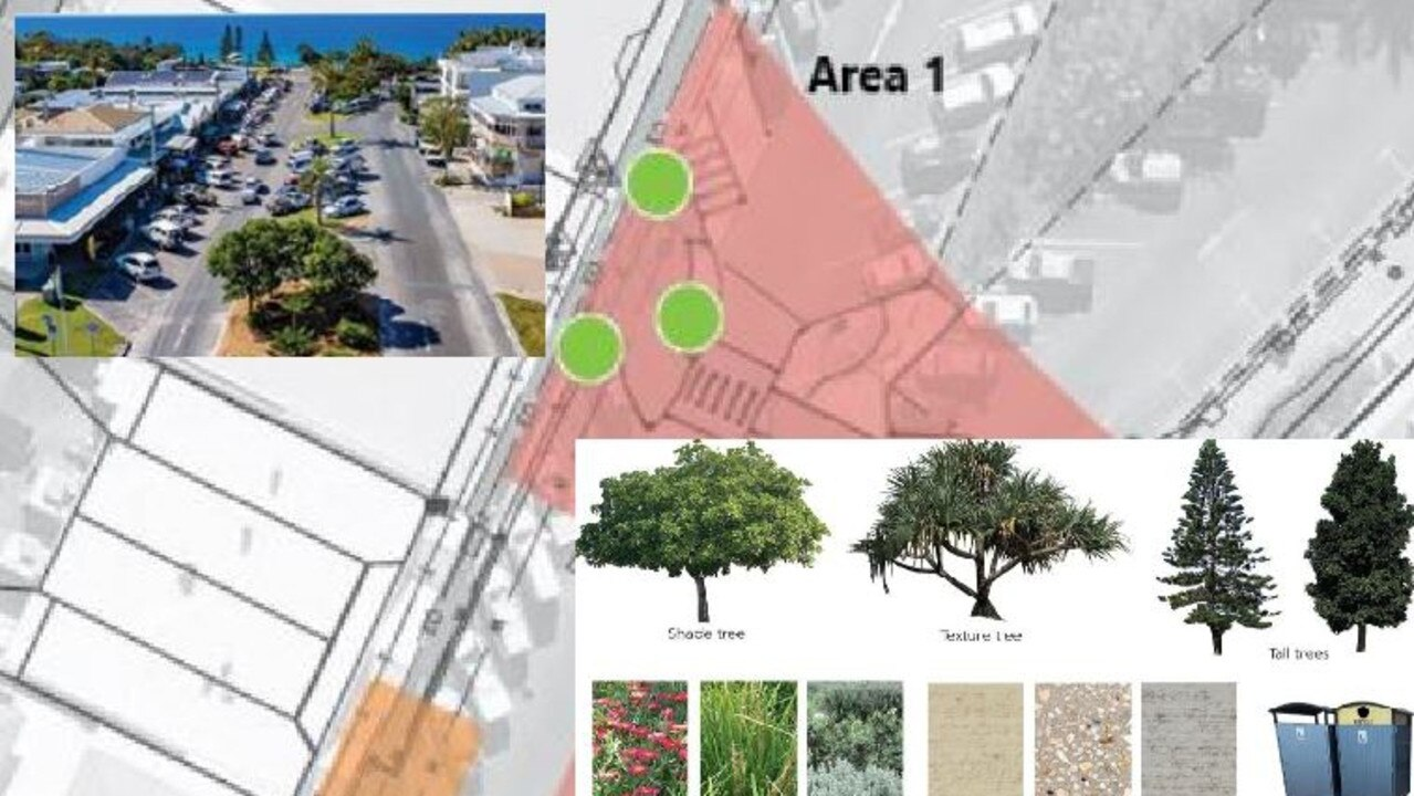 HAVE YOUR SAY: The council is calling for input into Stage 2 of the million dollar Rainbow Beach town centre upgrade.